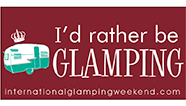 International Glamping Weekend website button